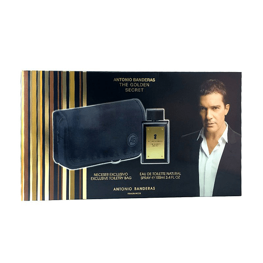 The Secret para hombre / SET - 100 ml Eau De Toilette Spray