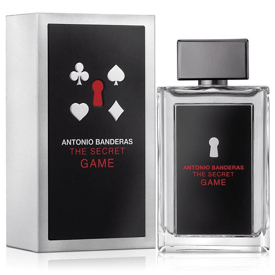 The Secret Game para hombre / 100 ml Eau De Toilette Spray