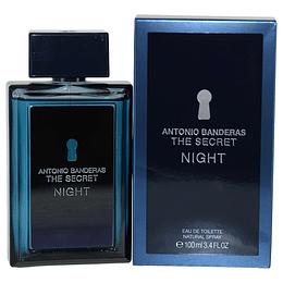 (M) The Secret Night 100 ml EDT Spray