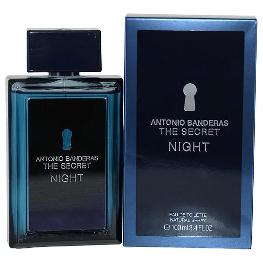 The Secret Night para hombre / 100 ml Eau De Toilette Spray