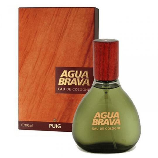 Agua Brava para hombre / 100 ml Eau De Cologne Spray