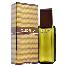 (M) Quorum 100 ml EDT Spray