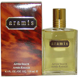 (M) AFTER SHAVE FLUIDO - Aramis 120 ml AS Splash