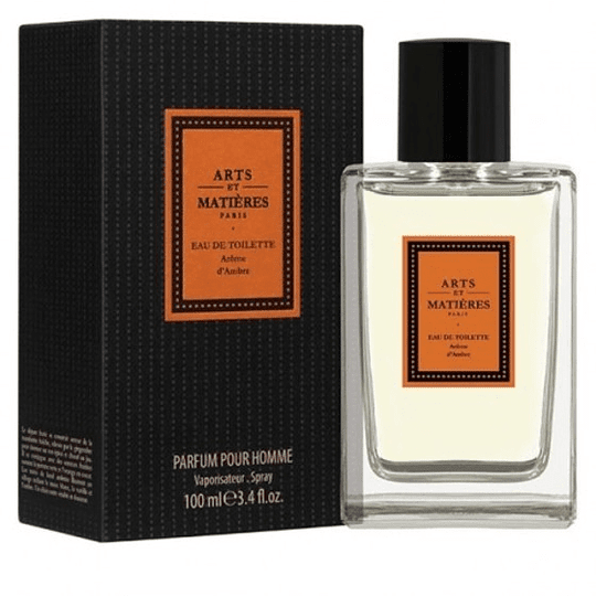 (M) Arome D' Ambre 100 ml EDT Spray