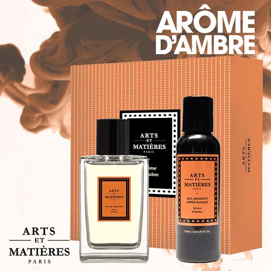 Arome D' Ambre para hombre / SET - 100 ml Eau De Toilette Spray