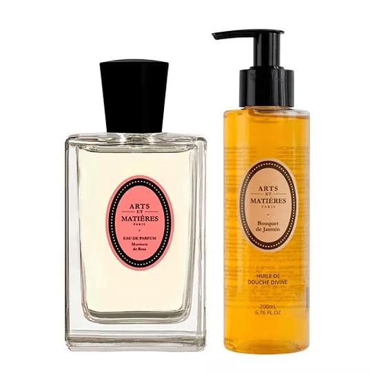 Murmure de Rose para mujer / SET - 100 ml Eau De Parfum Spray