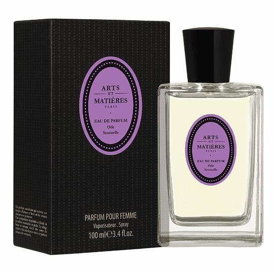 Ode Sensuelle para mujer / 100 ml Eau De Parfum Spray