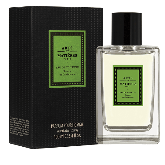 Touche de Cardamome para hombre / 100 ml Eau De Toilette Spray