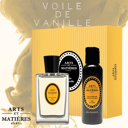 Voile de Vanille para mujer / SET - 100 ml Eau De Parfum Spray