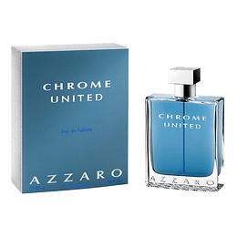 (M) Azzaro Chrome United 100 ml EDT Spray