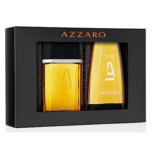 Azzaro Pour Homme para hombre / SET - 100 ml Eau De Toilette Spray