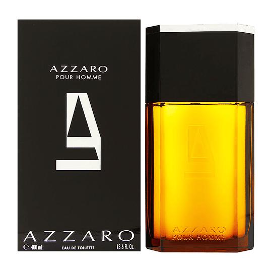 Azzaro Pour Homme para hombre / 400 ml Eau De Toilette Spray