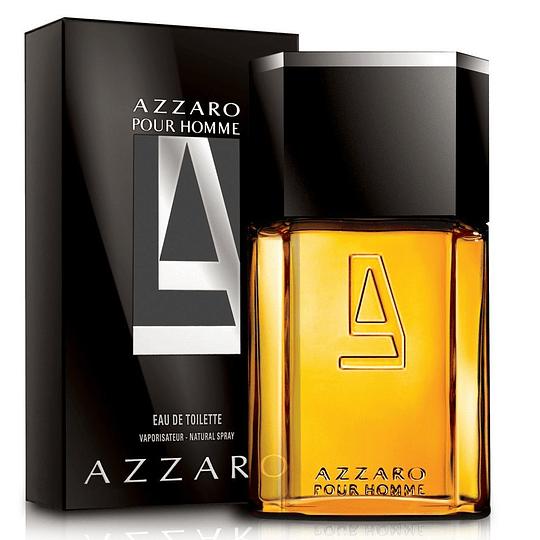 Azzaro Pour Homme para hombre / 200 ml Eau De Toilette Spray
