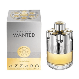 (M) Azzaro Wanted 100 ml EDT Spray