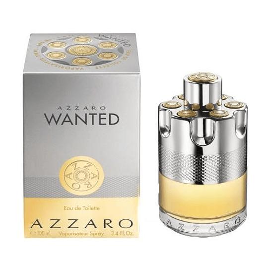 Azzaro Wanted para hombre / 100 ml Eau De Toilette Spray