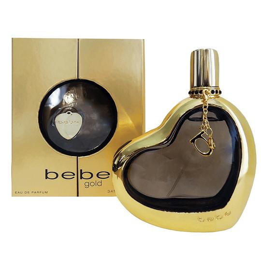 Bebe Gold para mujer / 100 ml Eau De Parfum Spray