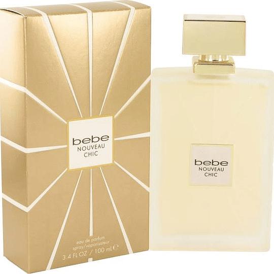 Bebe Nouveau Chic para mujer / 100 ml Eau De Parfum Spray