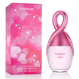 (W) Bebe Love 100 ml EDP Spray