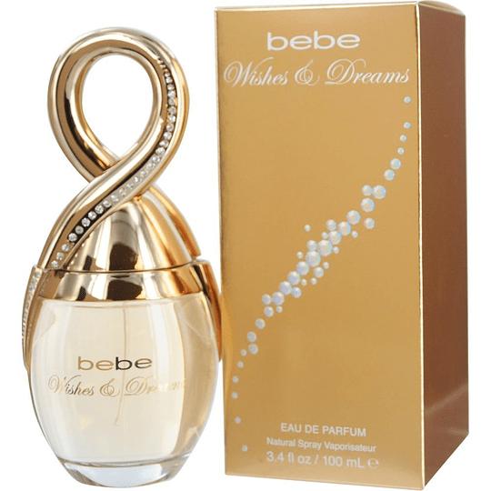 (W) Bebe Wishes & Dreams 100 ml EDP Spray