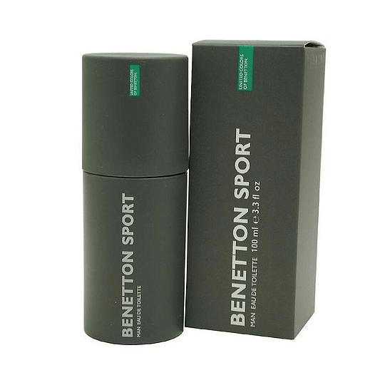 (M) Benetton Sport 100 ml EDT Spray