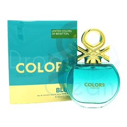 (W) Colors Blue 80 ml EDT Spray