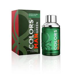 (M) Colors Green Man 100 ml EDT Spray