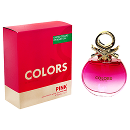 (W) Colors Pink 80 ml EDT Spray