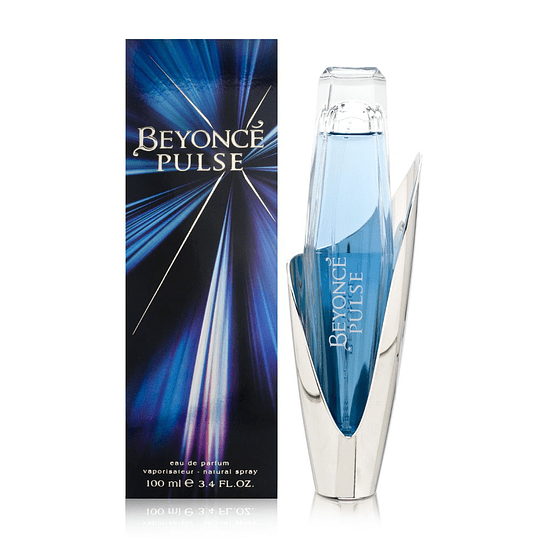 Beyonce Pulse para mujer / 100 ml Eau De Parfum Spray