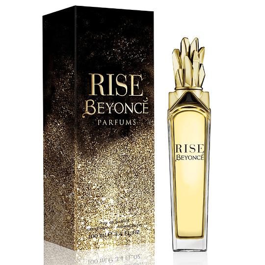 Beyonce Rise para mujer / 100 ml Eau De Parfum Spray