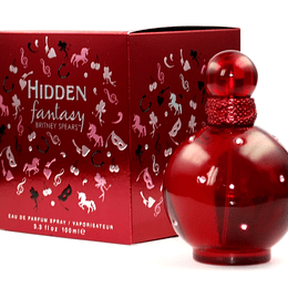 (W) Fantasy Hidden 100 ml EDP Spray