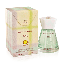 Burberry Baby Touch (alcohol free) para hombre y mujer / 100 ml Eau De Toilette Spray