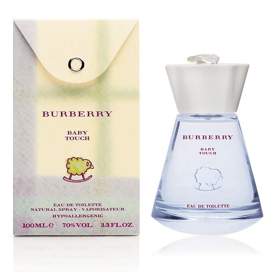 Burberry Baby Touch para hombre y mujer / 100 ml Eau De Toilette Spray