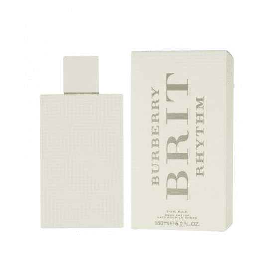 Burberry Brit Rhythm para mujer / 150 ml Body Lotion