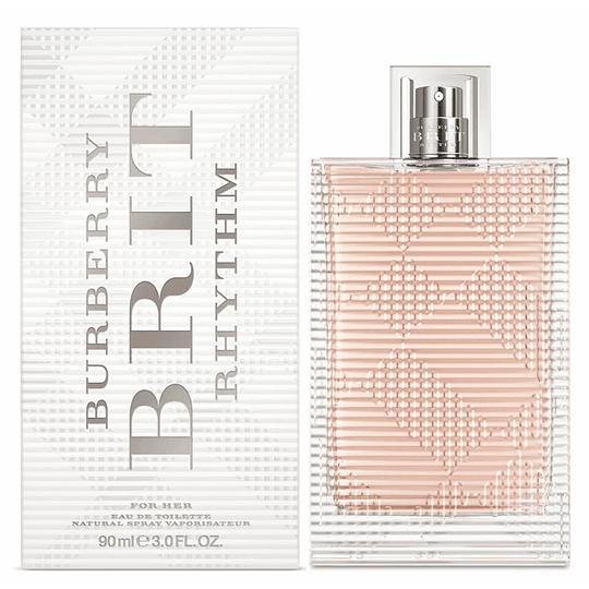 (W) Burberry Brit Rhythm 90 ml EDT Spray
