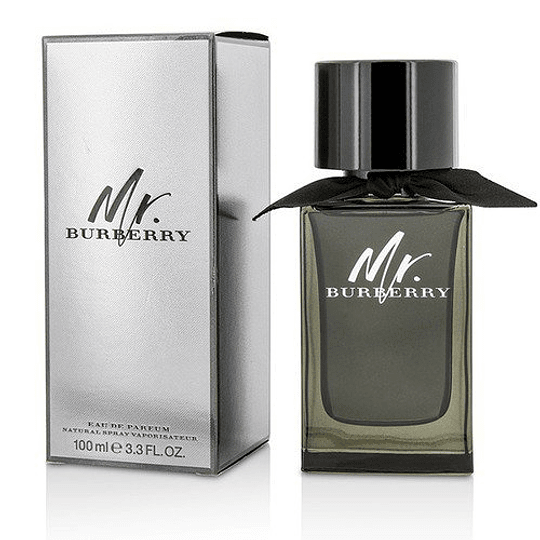 Mr. Burberry para hombre / 150 ml Eau De Parfum Spray