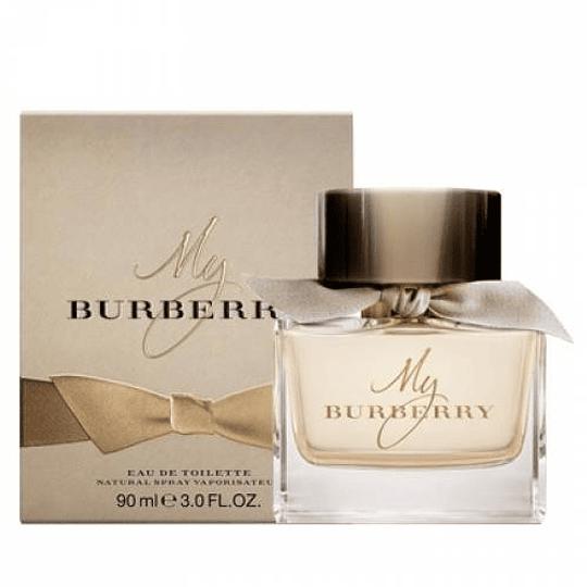 My Burberry para mujer / 90 ml Eau De Toilette Spray