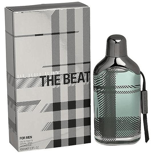 Burberry The Beat para hombre / 100 ml Eau De Toilette Spray