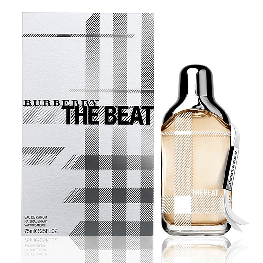 Burberry The Beat para mujer / 75 ml Eau De Parfum Spray