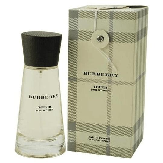 Burberry Touch para mujer / 100 ml Eau De Parfum Spray