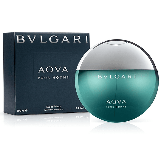 (M) Bvlgari Aqva 100 ml EDT Spray