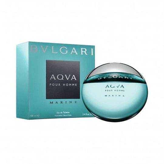 (M) Bvlgari Aqva Marine 100 ml EDT Spray