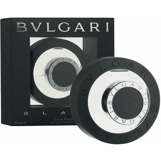 Bvlgari Black para hombre y mujer / 75 ml Eau De Toilette Spray