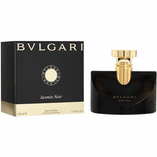 Bvlgari Jasmin Noir para mujer / 100 ml Eau De Parfum Spray