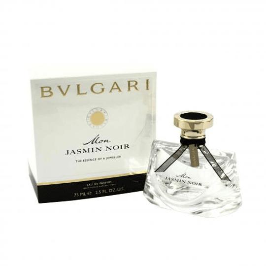 Bvlgari Mon Jasmin Noir para mujer / 75 ml Eau De Parfum Spray