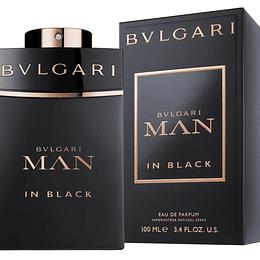 (M) Bvlgari Man In Black 100 ml EDP Spray