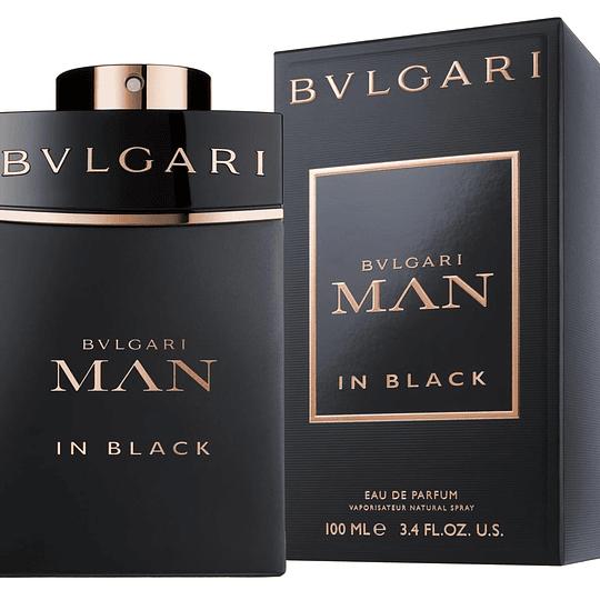 Bvlgari Man In Black para hombre / 100 ml Eau De Parfum Spray
