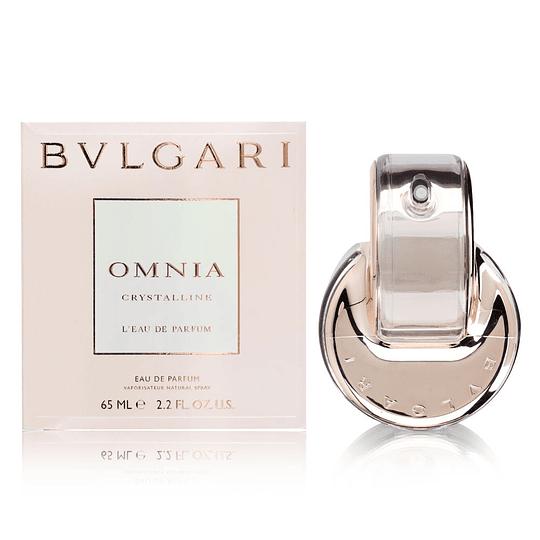 Bvlgari Omnia Crystalline L' Eau De Parfum para mujer / 65 ml Eau De Parfum Spray