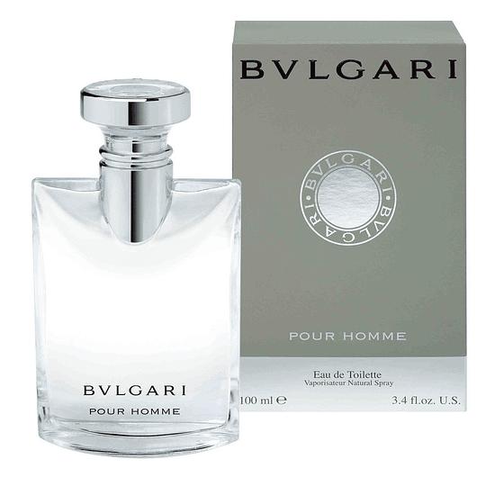 Bvlgari Pour Homme para hombre / 100 ml Eau De Toilette Spray