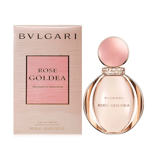 Bvlgari Rose Goldea para mujer / 100 ml Eau De Parfum Spray