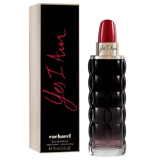 Yes I Am para mujer / 75 ml Eau De Parfum Spray